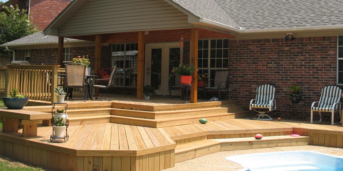Deck U0026 Patio Construction